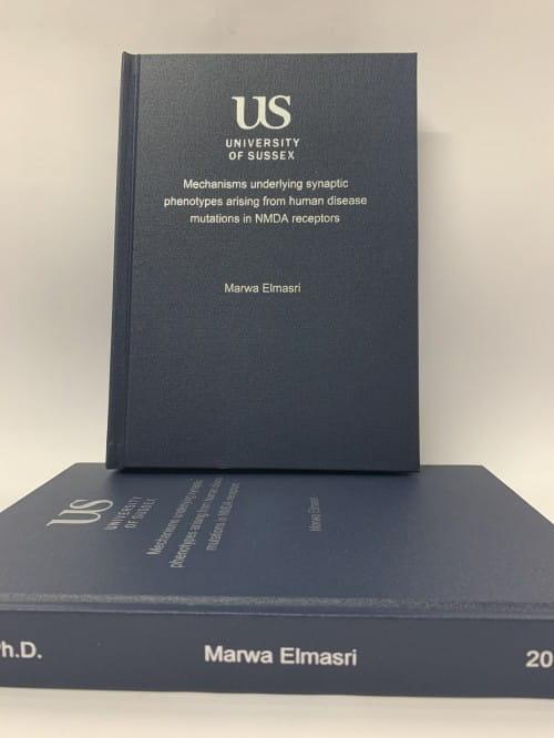 Salford university dissertation binding