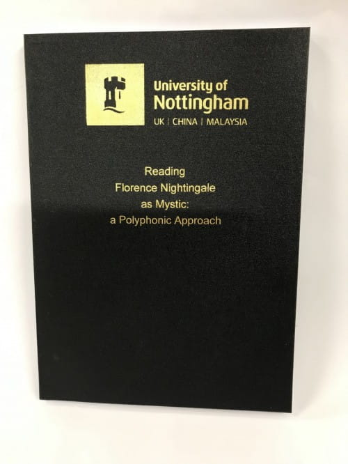 southampton solent dissertation binding
