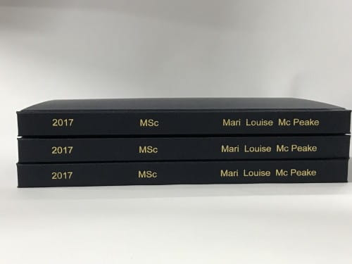 thesis binders oxford Oxford print centre - thesis binding specification, we can bind up to 300 pages in one volume, if your thesis is larger than this it is advisable to bind in two.