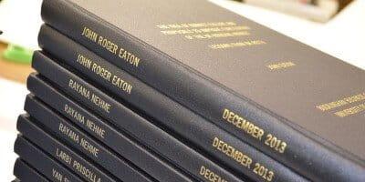 Dissertation bound liverpool